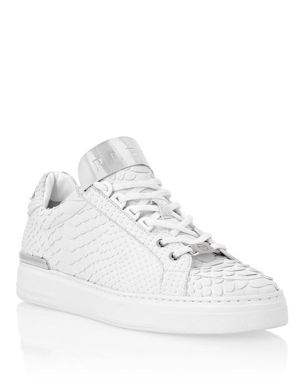 PYTHON LO-TOP SNEAKERS NETWORTH